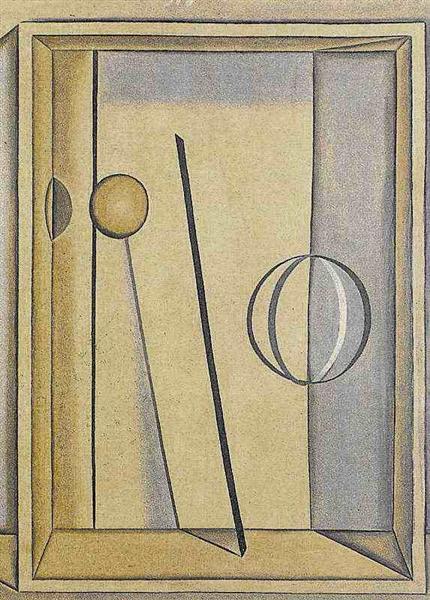 Still Life, 1916 - Джорджо Моранді