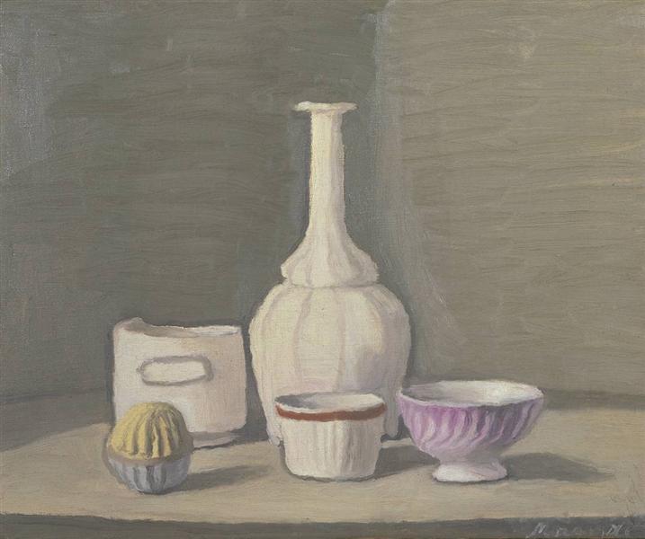 Still Life - Giorgio Morandi