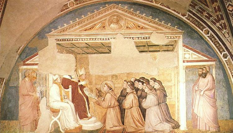 Confirmation of the Rule, 1325 - Giotto