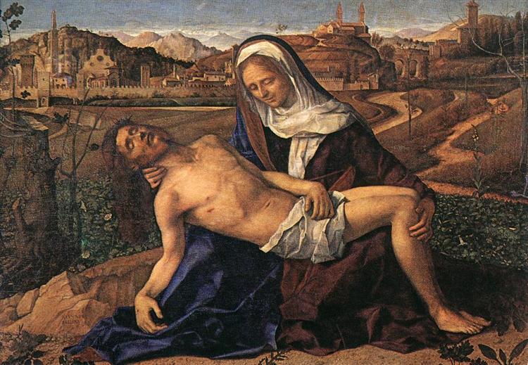 Pieta - Giovanni Bellini