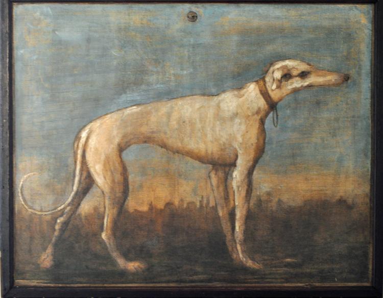 Greyhound, 1791 - 1793 - Джованни Доменико Тьеполо