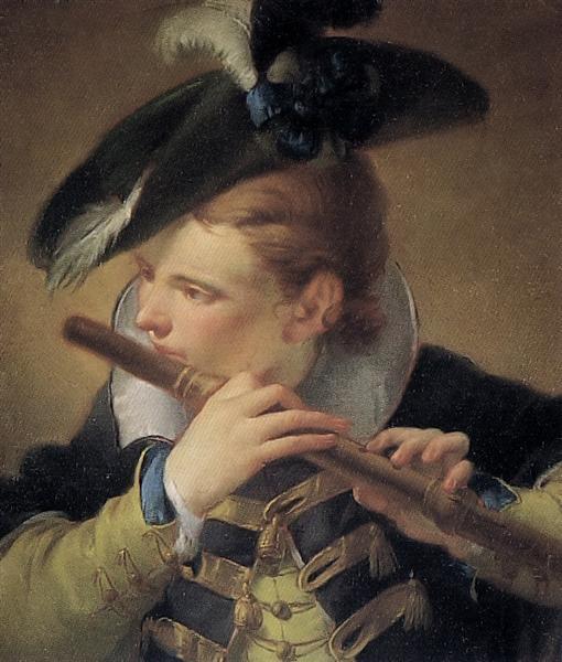 The Piper, 1770 - Giovanni Domenico Tiepolo