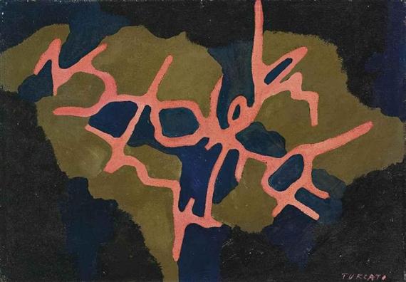 Composizione, 1959 - Giulio Turcato