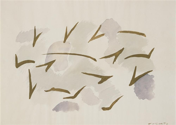 Composizione, 1960 - Giulio Turcato