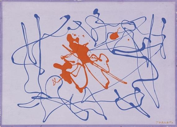 Composizione, 1971 - Giulio Turcato