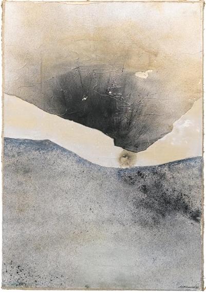 Untitled, 1965 - Giuseppe Santomaso