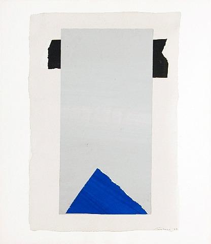 Untitled, 1979 - Giuseppe Santomaso