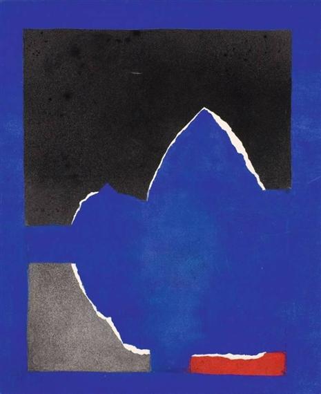 Untitled, 1980 - Giuseppe Santomaso
