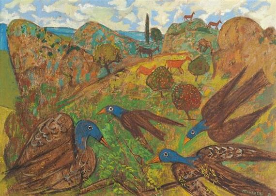 Birds - Grégoire Michonze