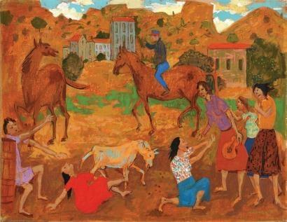 In the Village - Grégoire Michonze