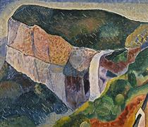 Govett's Leap - Grace Cossington Smith