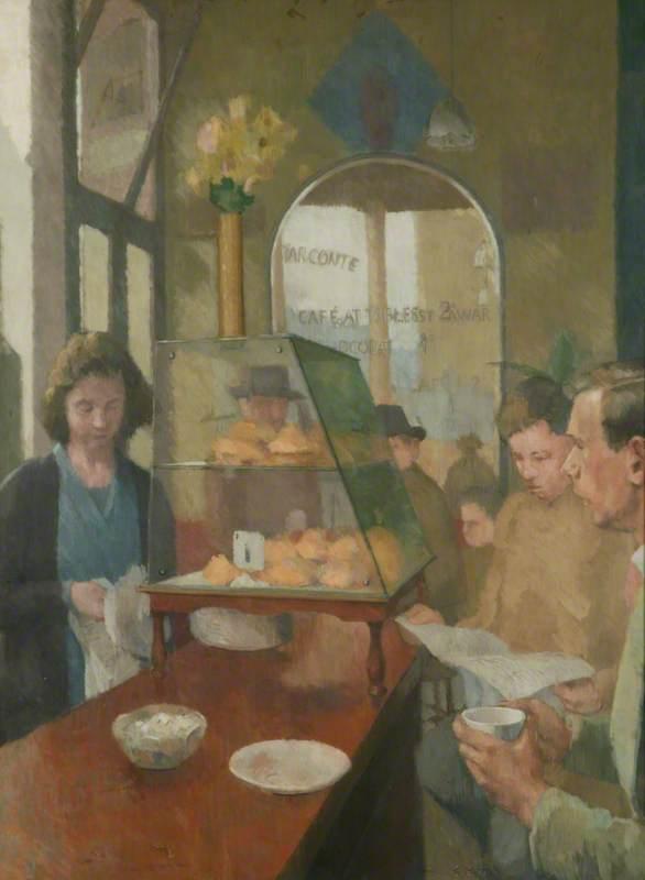 Znalezione obrazy dla zapytania the cafe graham bell