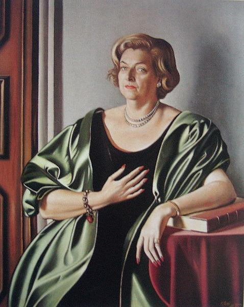 Wife Portrait - Gregorio Sciltian