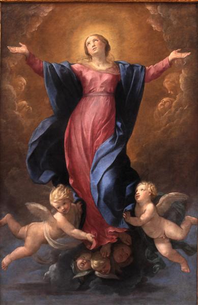 Asunción de la Virgen - Reni Guido