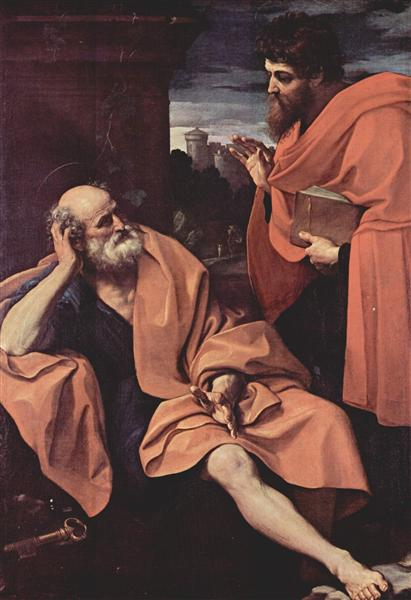 St. Peter and St. Paul, c.1605 - Guido Reni