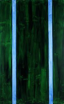 Untitled (10/90) - Гюнтер Форг