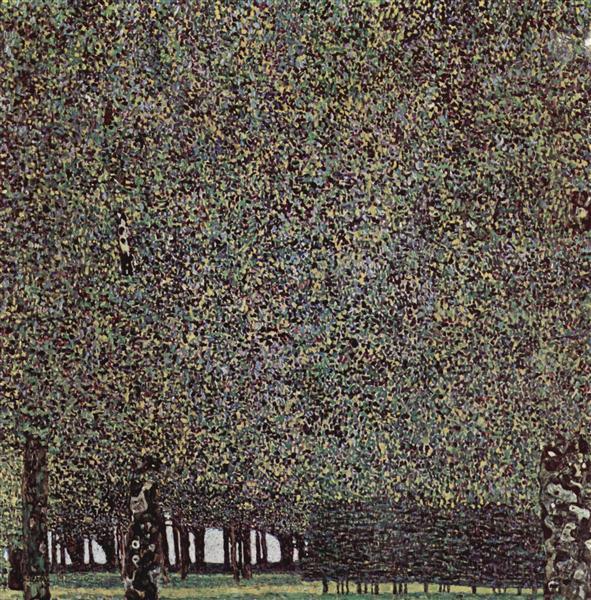 Park, 1909 - 1910 - Gustav Klimt