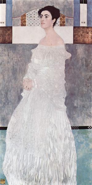 Portrait of Margaret Stonborough-Wittgenstein, 1905 - Gustav Klimt