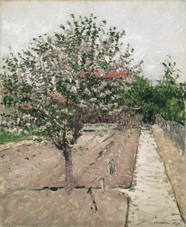 Apple Tree in Blossom, 1885