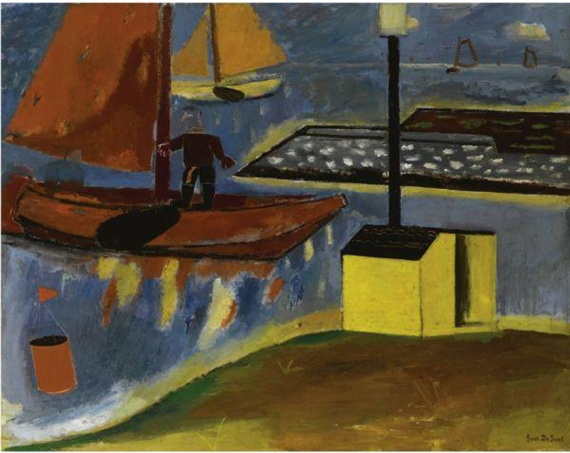 De Haven, 1928 - Gustave de Smet