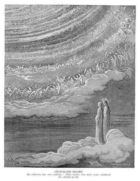 Crystalline Heaven - Gustave Dore