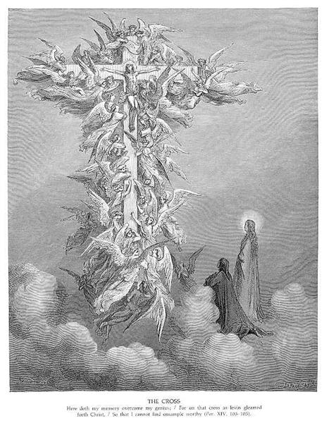 The Cross - Gustave Dore - WikiArt.org