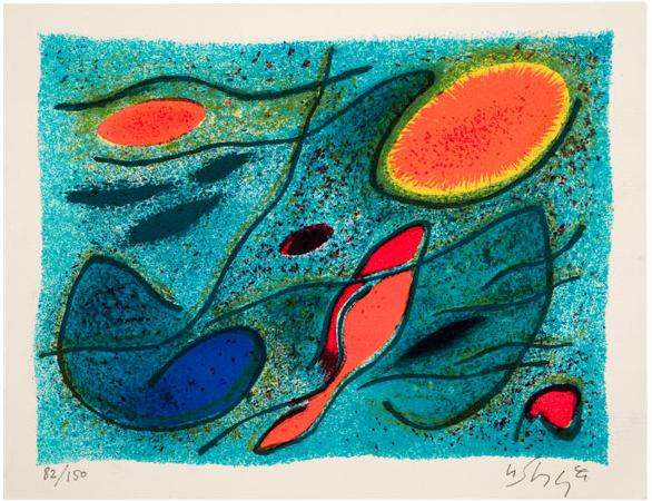 Untitled, 1956 - Gustave Singier