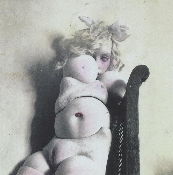 The Doll (Maquette for The Doll's Games), 1938 - Hans Bellmer