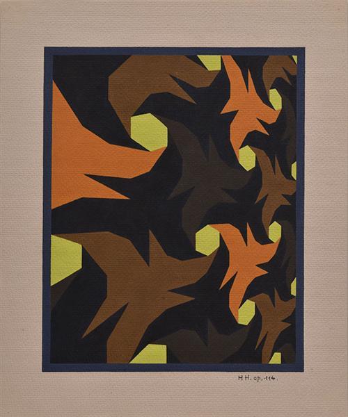 Opus 114, 1960 - Hans Hinterreiter