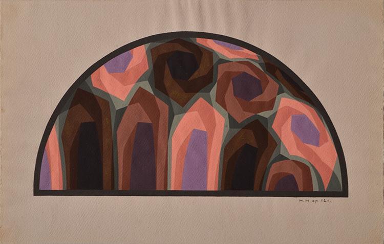 Opus 121, 1960 - Hans Hinterreiter