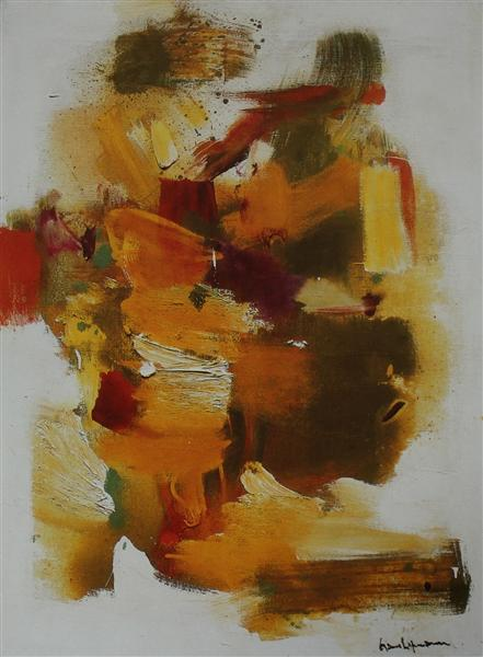 Golden Autumn, 1963 - Hans Hofmann