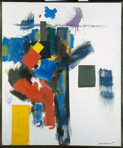 Heraldic Call, 1965 - Hans Hofmann
