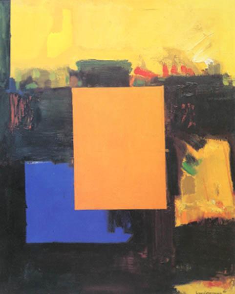 Ora Pro Nobis, 1964 - Hans Hofmann