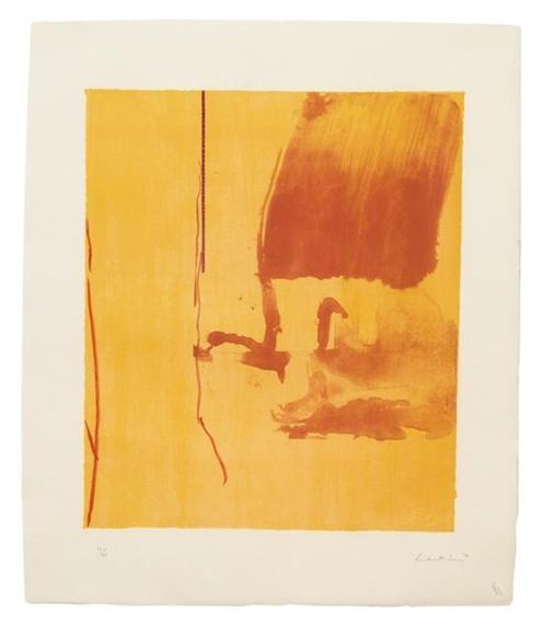 Harvest, 1976 - Helen Frankenthaler