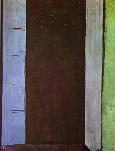 French Window at Collioure, 1914 - Henri Matisse