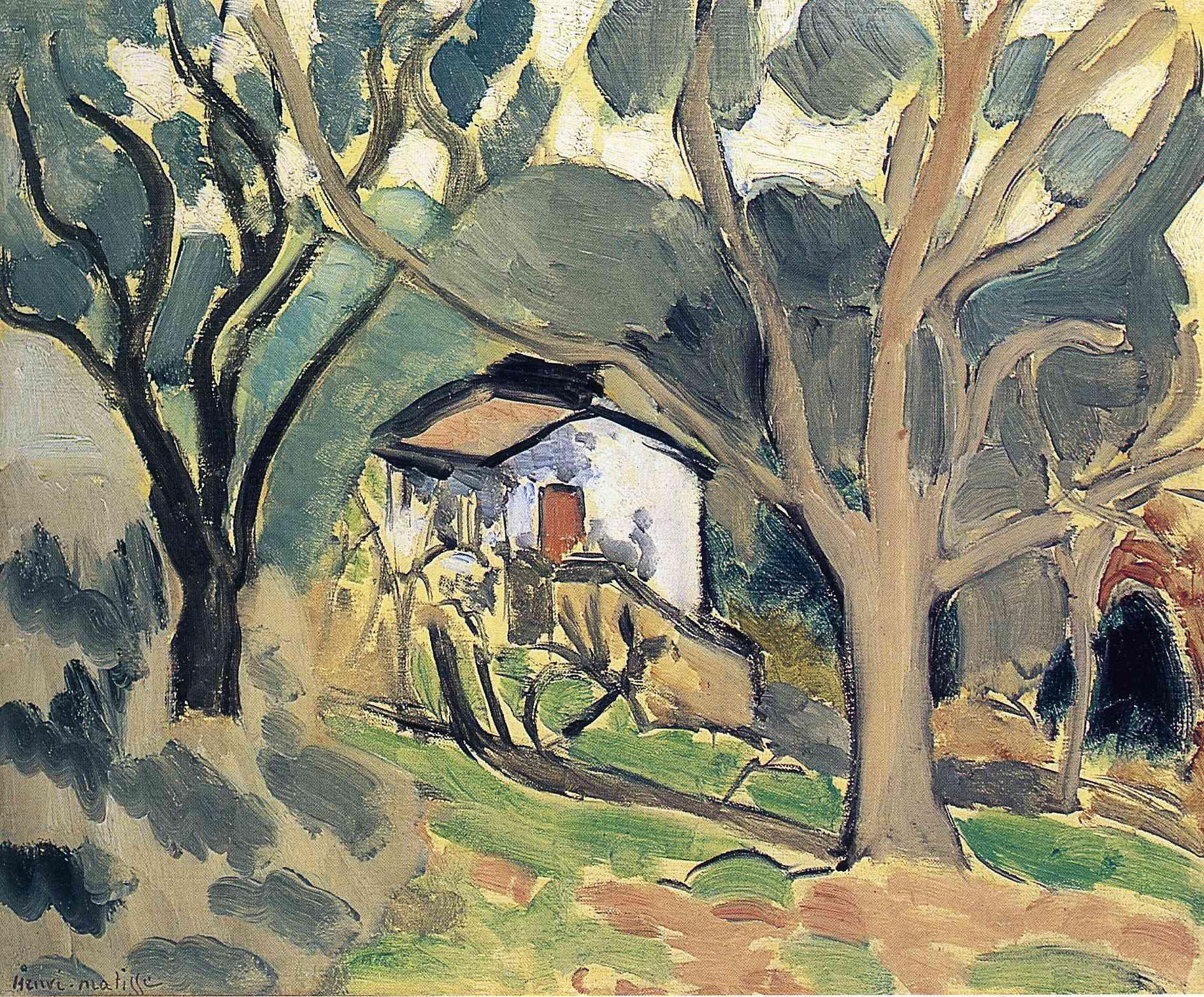 Landscape   Henri Matisse   WikiArt.org
