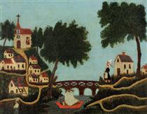 Henri Rousseau - 123 paintings - WikiArt.org