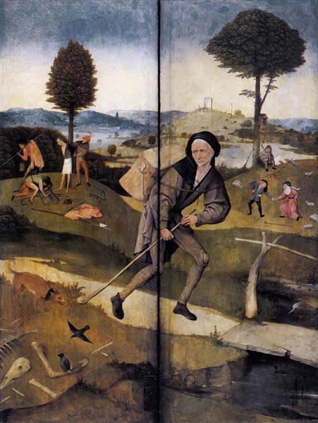 Haywain (detail), 1500 - 1502 - Hieronymus Bosch