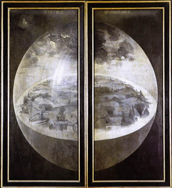 The Garden ofEarthly Delights, c.1500 - Hieronymus Bosch