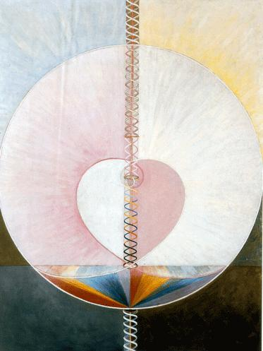 What a Human Being Is - Hilma af Klint