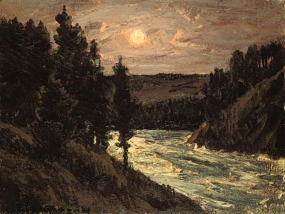 Mountain River, 1932 - Homer Watson