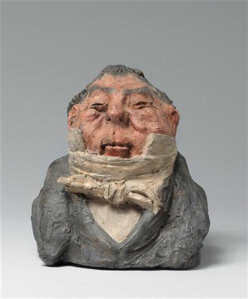 Charles Guillaume Etienne, 1832 - Honore Daumier