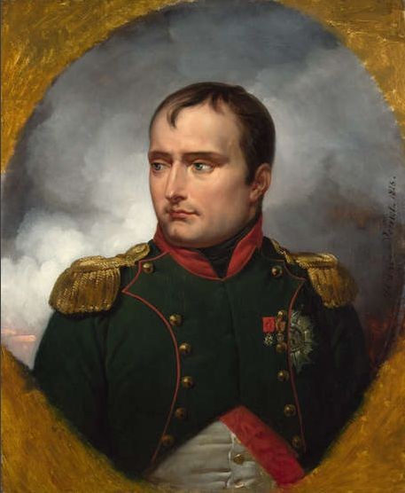 The Emperor Napoleon I, 1815 - Horace Vernet