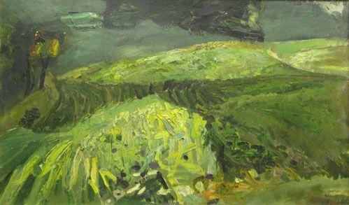 Hills, 1965 - Horia Bernea