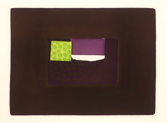 Interior (Day), 1974 - Howard Hodgkin