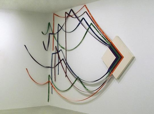 Extended Noland, 1966 - Iain Baxter&