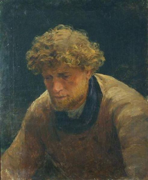 Burlak, 1870 - 1873 - Iliá Repin