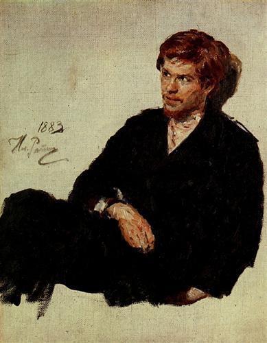 Student Nihilist - Ilya Repin