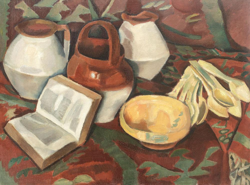 Traditionalist Still Life, 1916