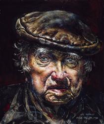 Self-Portrait - Ivan Albright